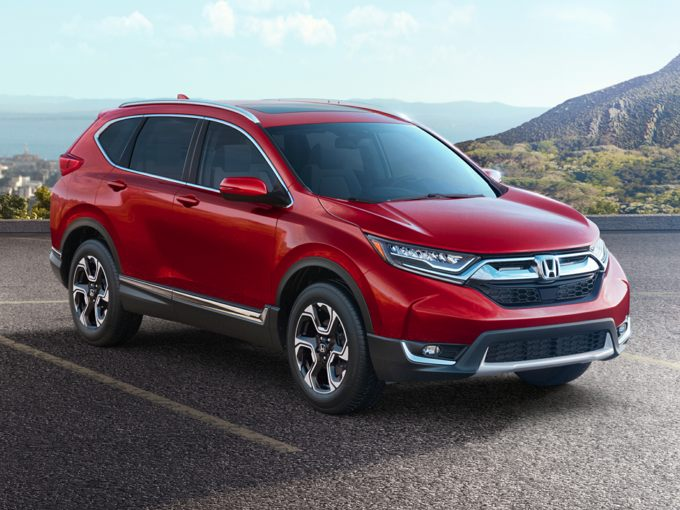 2018 Honda CR V Deals Prices Incentives Leases Overview