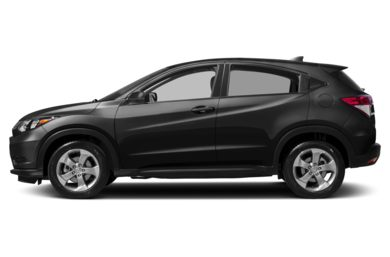 90 Degree Profile 2017 Honda Hr V