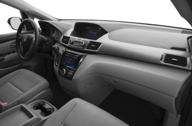 Interior Profile 2017 Honda Odyssey