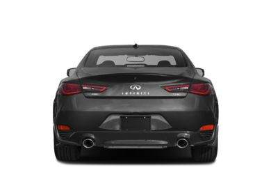 Rear Profile 2017 Infiniti Q60