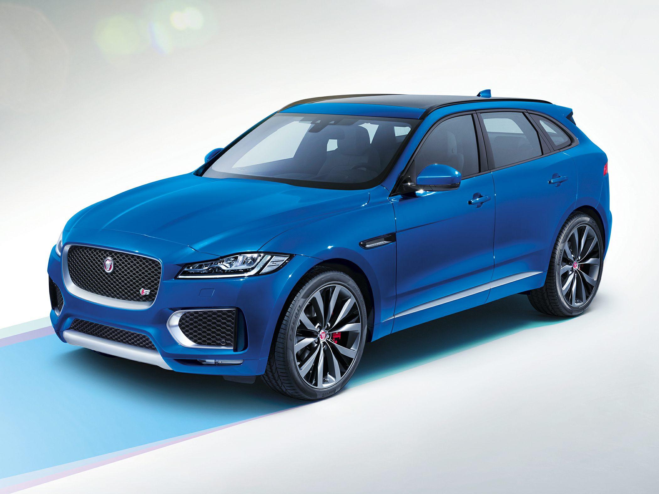2017 Jaguar F Pace Deals Prices Incentives Amp Leases