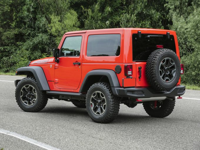 2017 Jeep Wrangler For Sale | Review and Rating