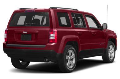 2017 jeep patriot specs safety rating mpg carsdirect. Black Bedroom Furniture Sets. Home Design Ideas