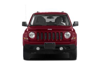 Grille 2017 Jeep Patriot