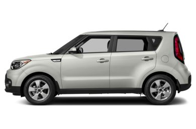 90 Degree Profile 2019 Kia Soul