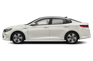 90 Degree Profile 2018 Kia Optima Hybrid