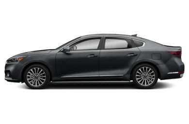 90 Degree Profile 2019 Kia Cadenza