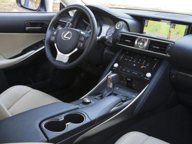 Oem Interior Primary 2018 Lexus Is 350