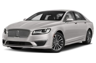 3 4 Front Glamour 2018 Lincoln Mkz Hybrid