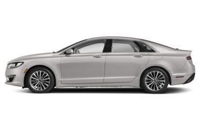90 Degree Profile 2018 Lincoln Mkz Hybrid