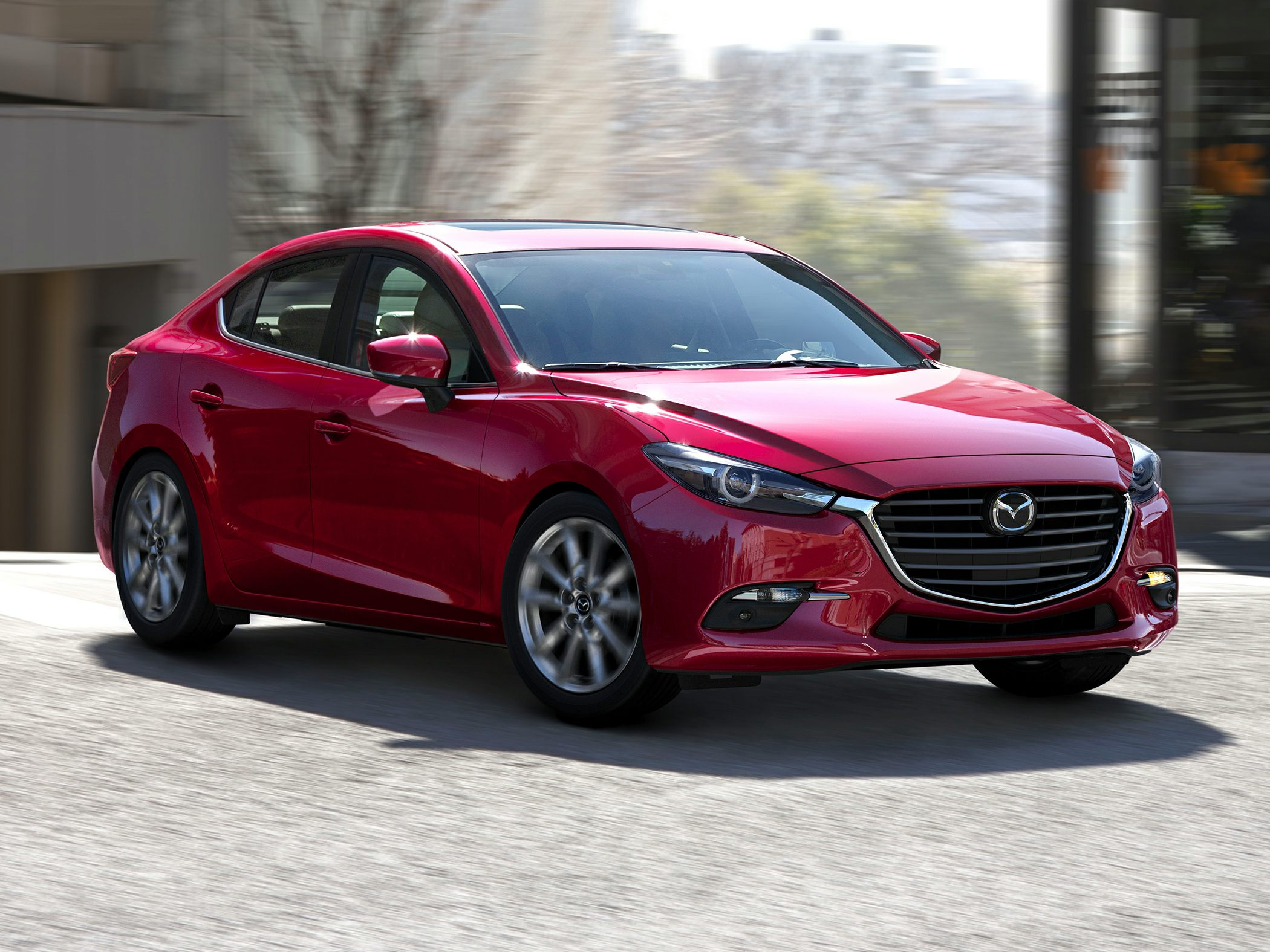 2018 Mazda Mazda3 Deals Prices Incentives Leases Overview