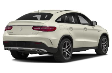 3 4 Rear Glamour 2018 Mercedes Benz Gle Cl