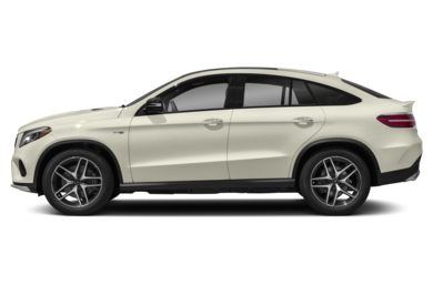 90 Degree Profile 2019 Mercedes-Benz GLE-Class