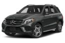 3/4 Front Glamour 2019 Mercedes-Benz GLE-Class