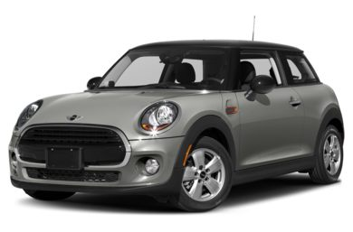 3/4 Front Glamour 2018 MINI Hardtop