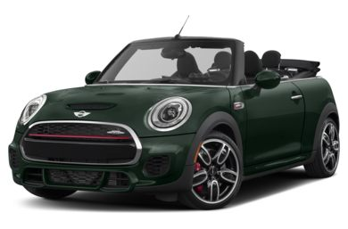 3 4 Front Glamour 2017 Mini Convertible