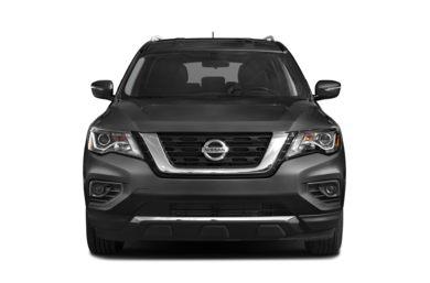 Grille 2017 Nissan Pathfinder