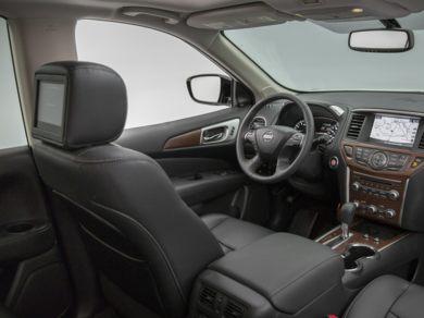 Oem Interior 2018 Nissan Pathfinder