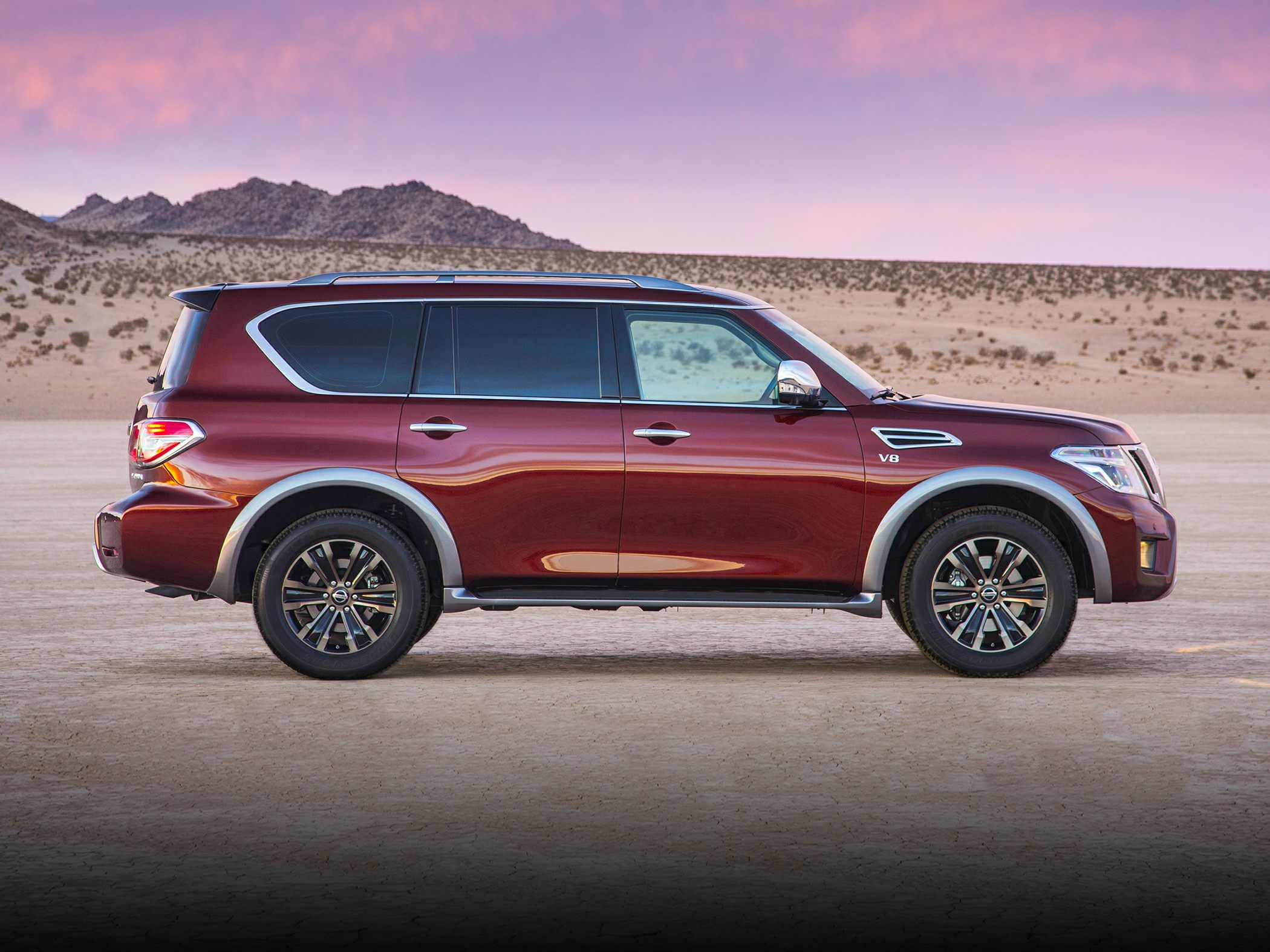 2018 Nissan Armada Deals Prices Incentives Leases Overview