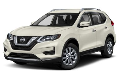 3 4 Front Glamour 2019 Nissan Rogue