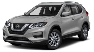 Nissan Rogue Colors >> 2017 Nissan Rogue Color Options Carsdirect