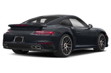 3 4 Rear Glamour 2017 Porsche 911