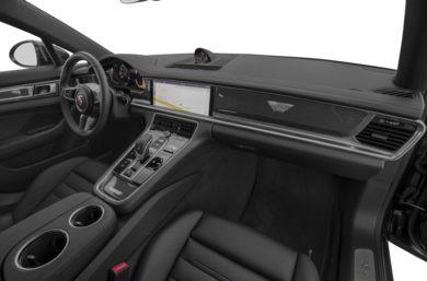 Interior Profile 2017 Porsche Panamera