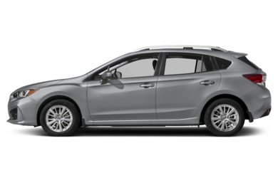 90 Degree Profile 2018 Subaru Impreza