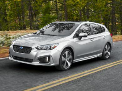 Oem Exterior 2018 Subaru Impreza
