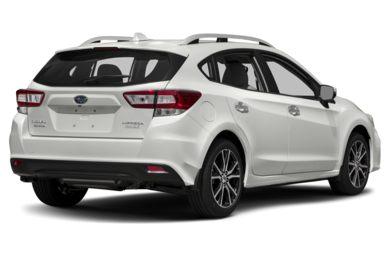 3 4 Rear Glamour 2018 Subaru Impreza