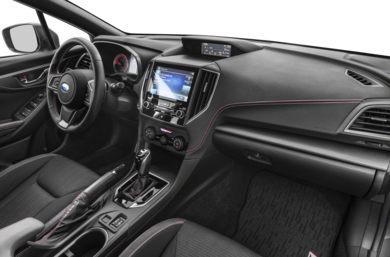 Interior Profile 2018 Subaru Impreza