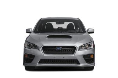 Grille 2017 Subaru Wrx