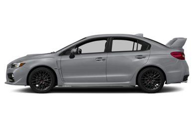 90 Degree Profile 2016 Subaru Wrx Sti