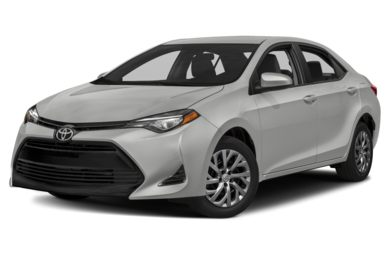 3 4 Front Glamour 2017 Toyota Corolla