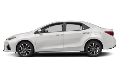 90 Degree Profile 2018 Toyota Corolla