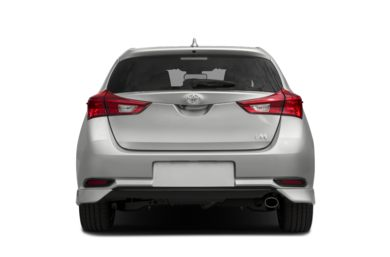Rear Profile  2018 Toyota Corolla iM