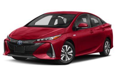 3 4 Front Glamour 2019 Toyota Prius Prime