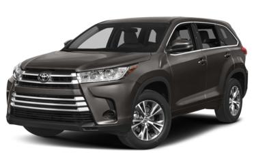 Toyota Highlander Lease >> 2019 Toyota Highlander Deals Prices Incentives Leases Overview