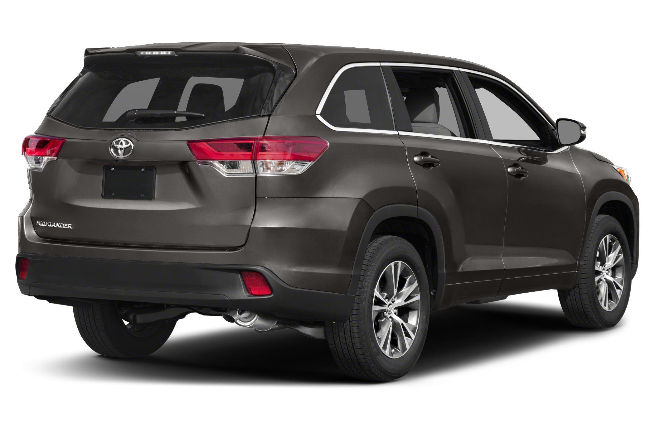 Lease Toyota Highlander >> See 2018 Toyota Highlander Color Options - CarsDirect
