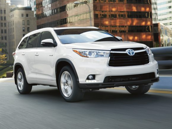 toyota highlander hybrid deals prices incentives leases overview carsdirect