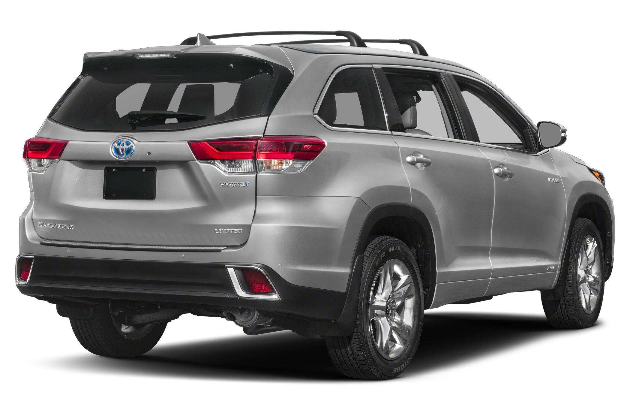 2017 Toyota Highlander Hybrid Specs Safety Rating Mpg Carsdirect