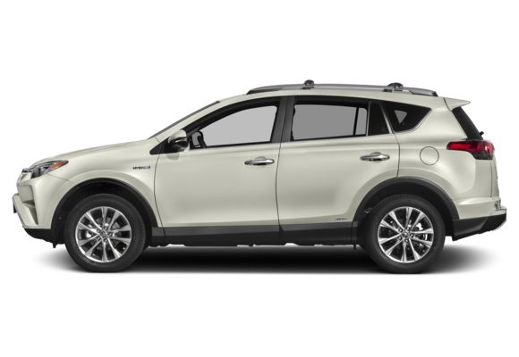 2018 Toyota RAV4 Hybrid Pictures & Photos - CarsDirect