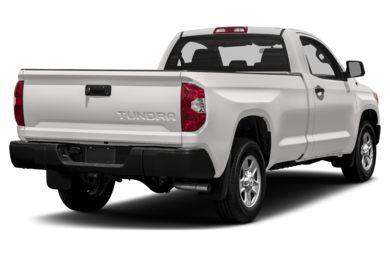 3 4 Rear Glamour 2017 Toyota Tundra