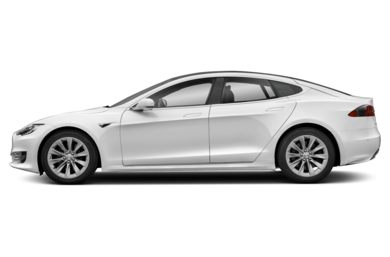 90 Degree Profile 2018 Tesla Model S