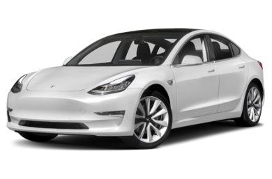 3 4 Front Glamour 2017 Tesla Model