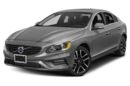 3/4 Front Glamour 2018 Volvo S60