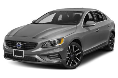 3/4 Front Glamour 2017 Volvo S60