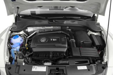 Engine Bay 2018 Volkswagen Beetle