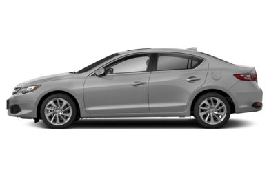 90 Degree Profile 2018 Acura ILX