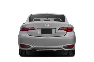 Rear Profile  2018 Acura ILX